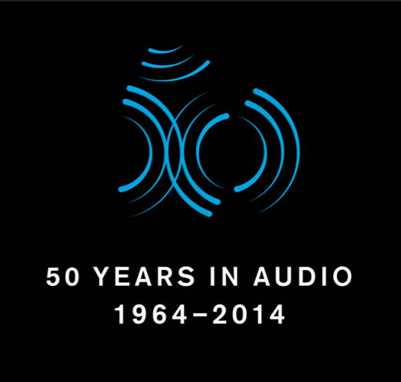 50 years in audio