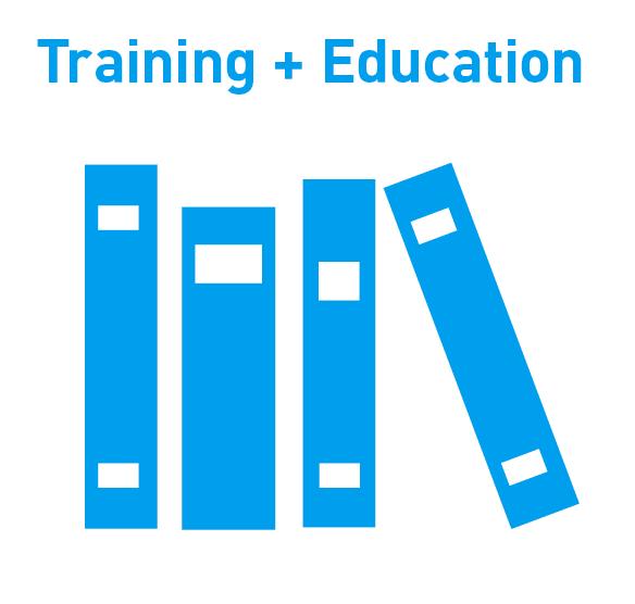 Training + Education