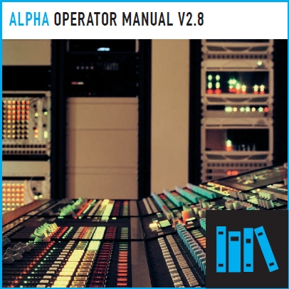 Alpha Op Manual
