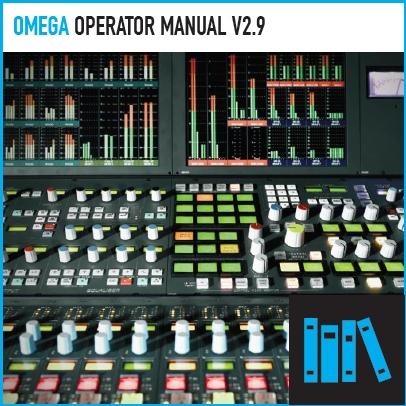 Omega Op Manual