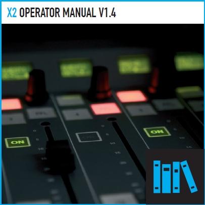 X2 Op Manual