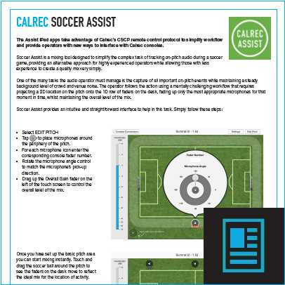 Assist Soccer