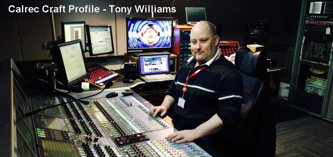 tony williams with text