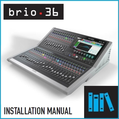 brio thumbnail installation manual