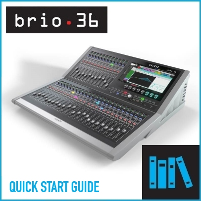 brio thumbnail quick start guide
