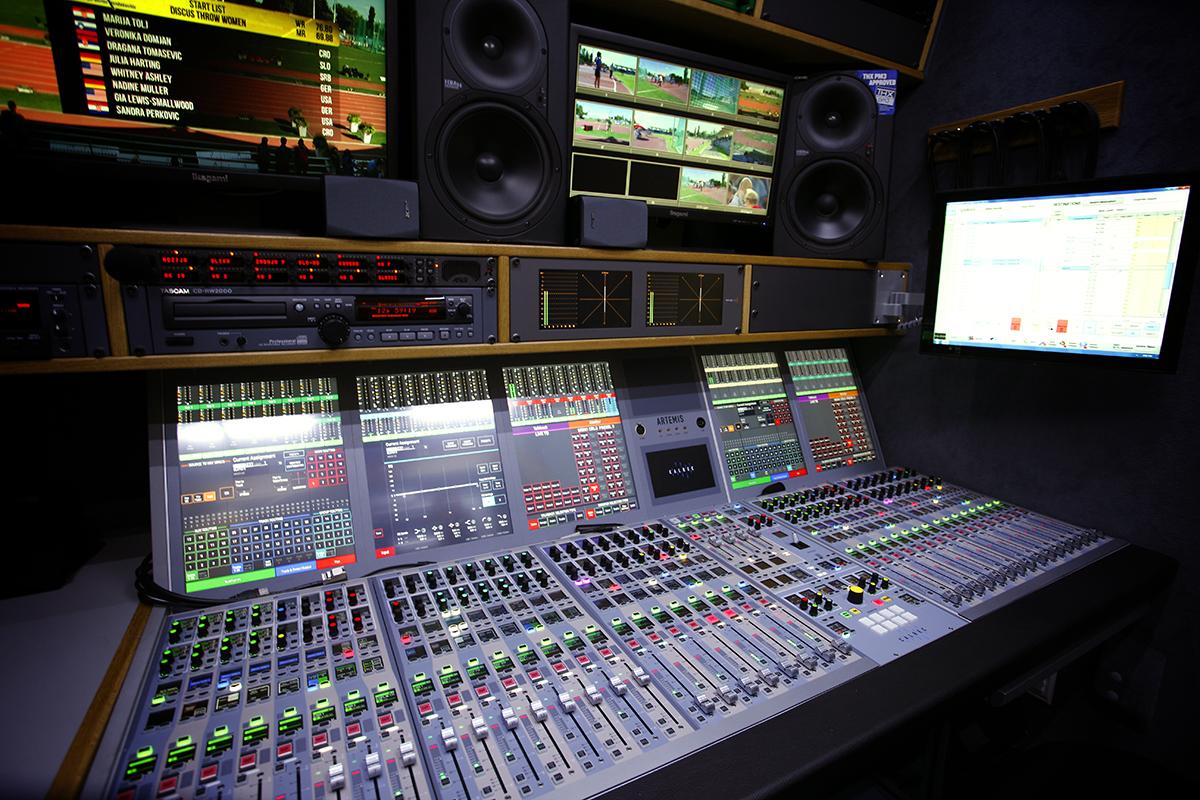 Artemis Gama Studio OB Van Crotatia