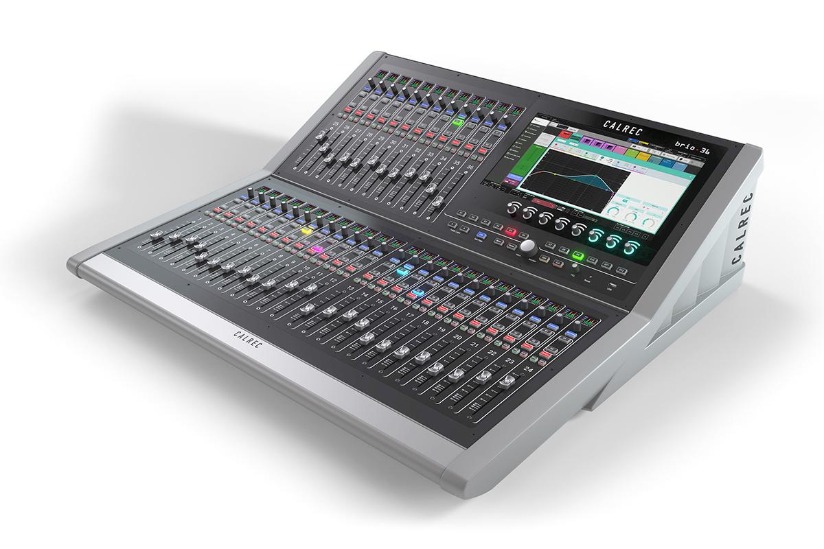 Brio36 Control Surface