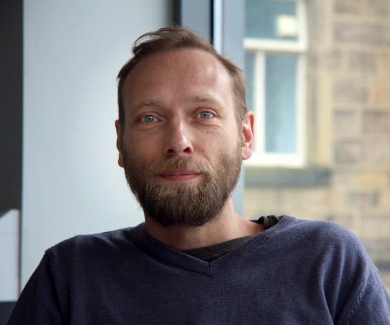 Pete Walker, Senior Product Manager at Calrec