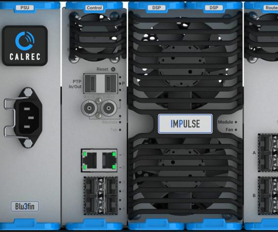 Calrec ImPulse IP core