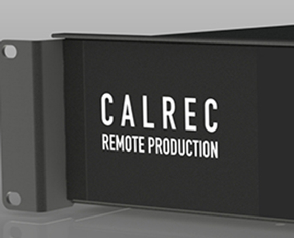 Calrec RP1 remote production until close up