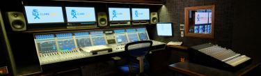Calrec Artemis digital mixing console Clark Media