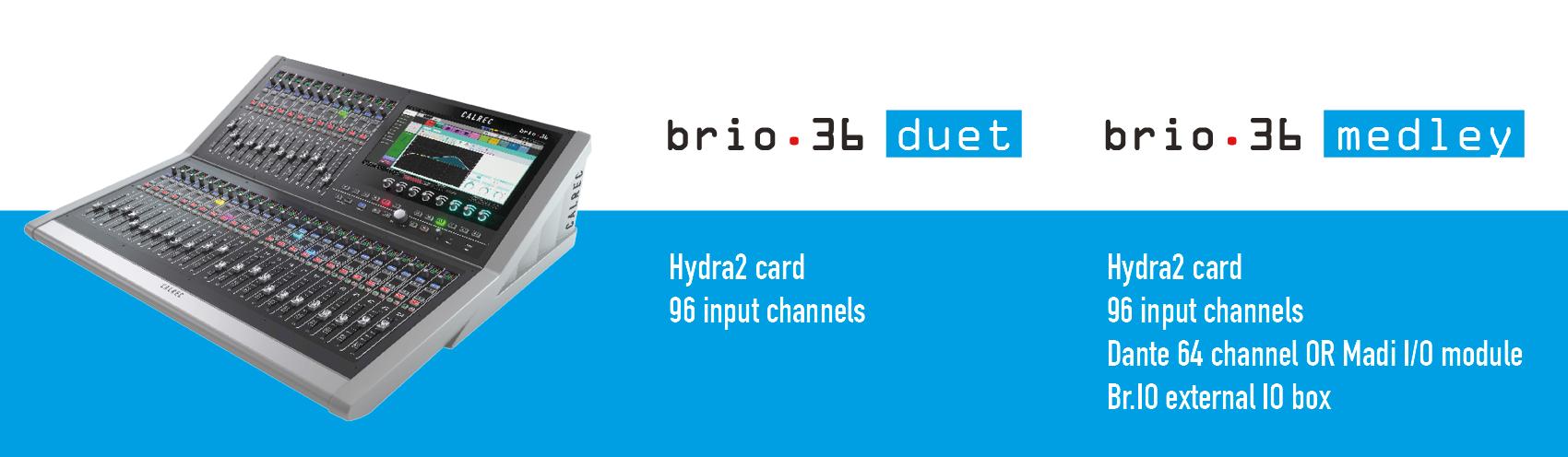 Brio Duet and Medley