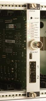 IP Modular I/O Controller Card