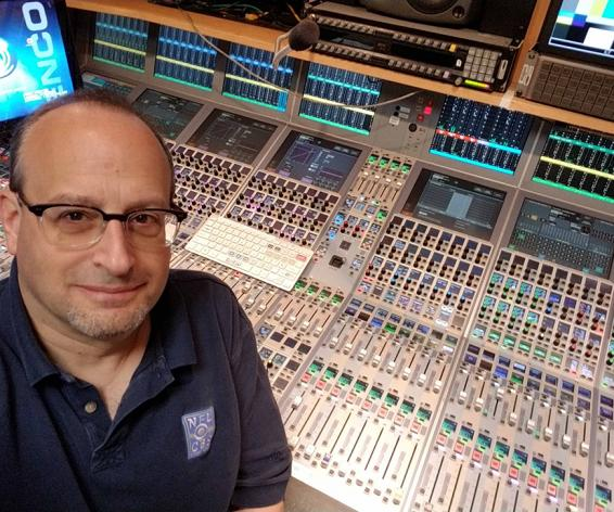 Calrec Craft Interview Phil Adler