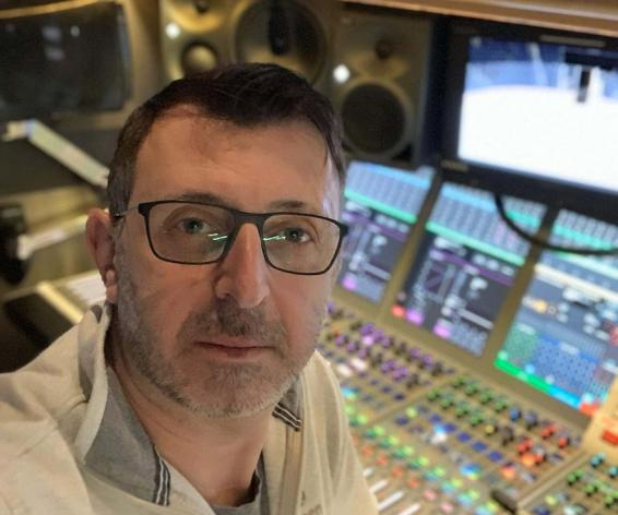 Calrec Craft Interview with Steve Koubridis