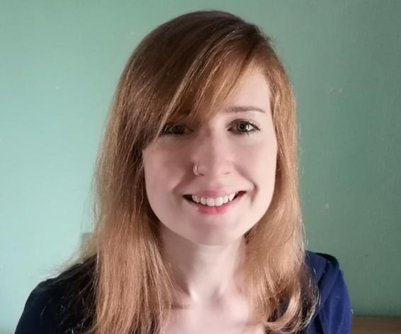 Maria Mitchell, Calrec's Senior Product Test Engineer.