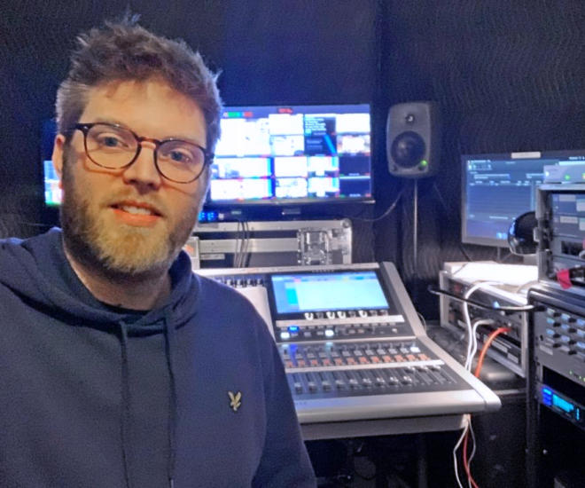 Alex Wrigglesworth tells us about mixing BBC's The Choir during the COVID lockdown