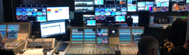 Calrec Artemis audio consoles at Valencian TV station À Punt Media