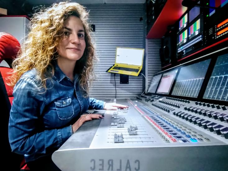 1. How did you become an Audio Technician and what inspired you to go into that field?