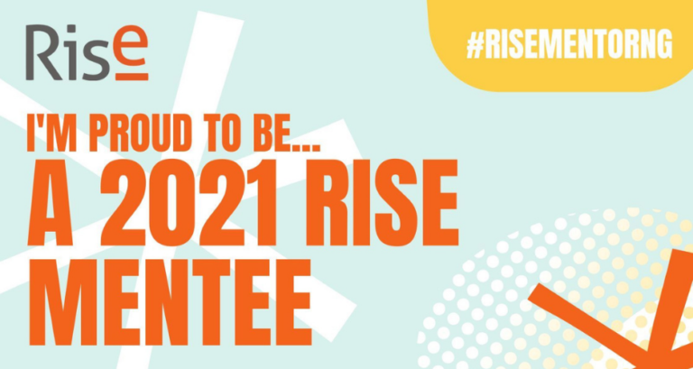 How I discovered Rise Mentoring